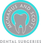 mcmanus and scott dental logo